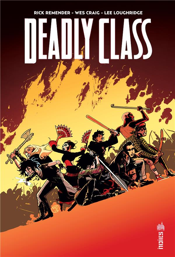 URBAN INDIES - DEADLY CLASS TOME 7
