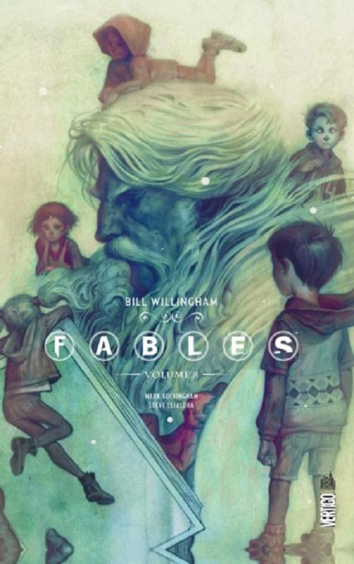 FABLES INTEGRALE TOME 8