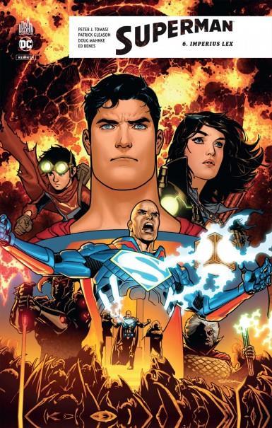 DC REBIRTH - SUPERMAN REBIRTH TOME 6