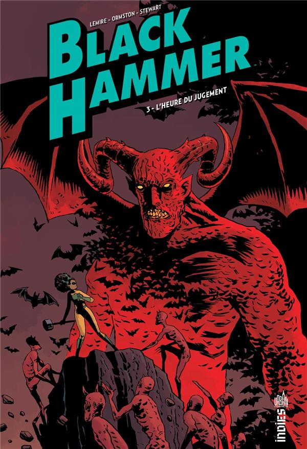 URBAN INDIES - BLACK HAMMER TOME 3