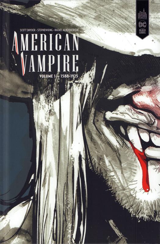 AMERICAN VAMPIRE INTEGRALE - EDITION BLACK LABEL  - TOME 1