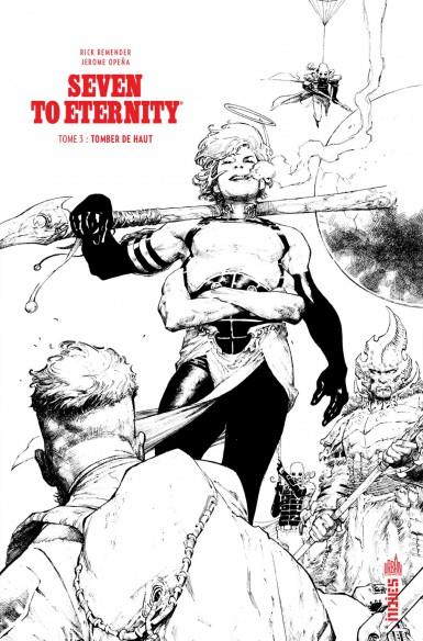URBAN INDIES - SEVEN TO ETERNITY TOME 3 -  VERSION N&B
