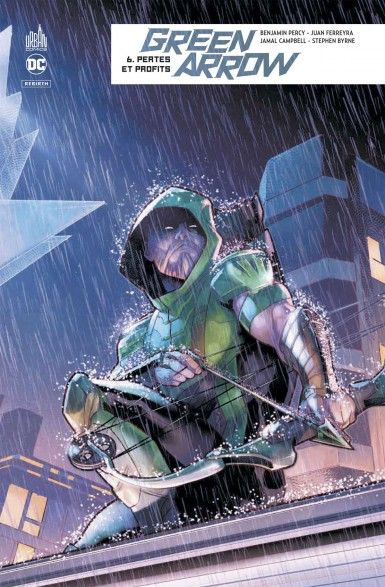 DC REBIRTH - GREEN ARROW REBIRTH TOME 6