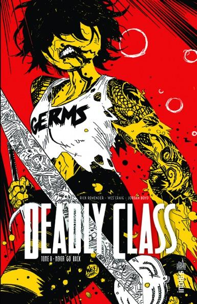 URBAN INDIES - DEADLY CLASS TOME 8