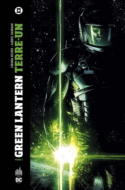 GREEN LANTERN TERRE-UN TOME 1