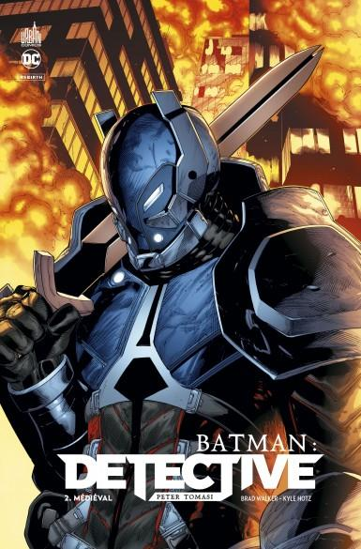 BATMAN : DETECTIVE - TOME 2