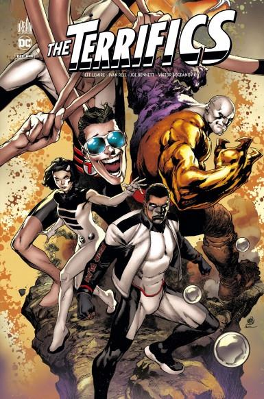 DC REBIRTH - THE TERRIFICS
