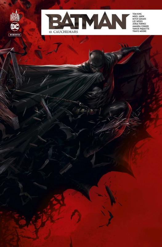 BATMAN REBIRTH TOME 10
