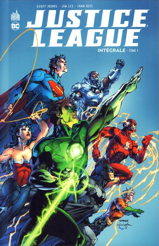 DC RENAISSANCE - JUSTICE LEAGUE INTEGRALE TOME 1