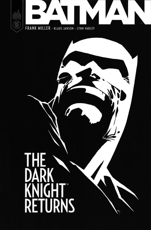 DC BLACK LABEL - BATMAN - DARK KNIGHT RETURNS NOUVELLE EDITION