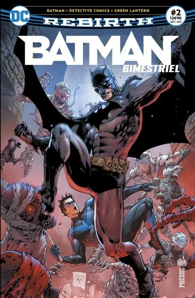 BATMAN REBIRTH (BIMESTRIEL) 02