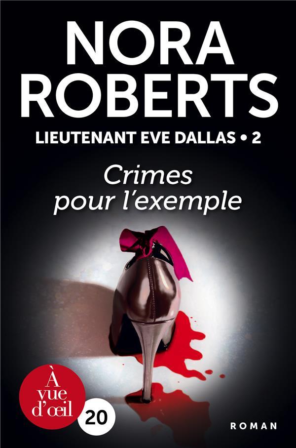 CRIMES POUR L'EXEMPLE