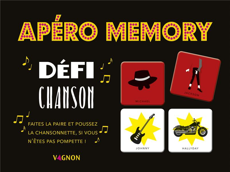 APERO MEMORY : DEFI CHANSON