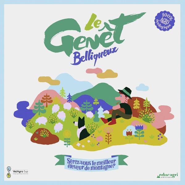 GENET BELLIQUEUX (LE)