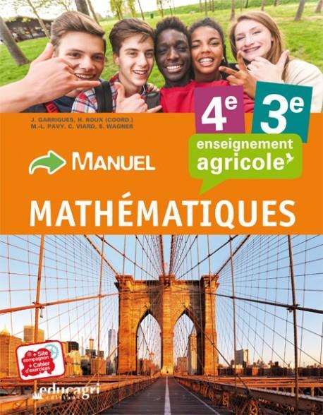 MATHEMATIQUES - 4E ET 3E : ENSEIGNEMENT AGRICOLE