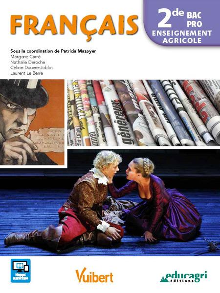 FRANCAIS 2DE BAC PRO : ENSEIGNEMENT AGRICOLE