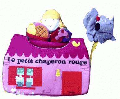 LE PETIT CHAPERON ROUGE N.ED