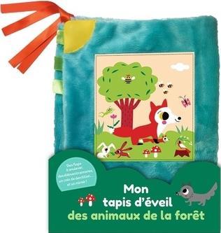 MON TAPIS D'EVEIL DES ANIMAUX DE LA FORET