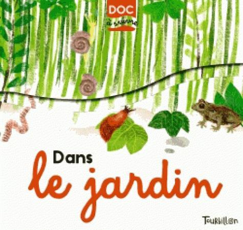 DANS LE JARDIN - DOCS A SUIVRE