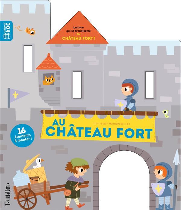 AU CHATEAU FORT - LIVRE CARROUSEL