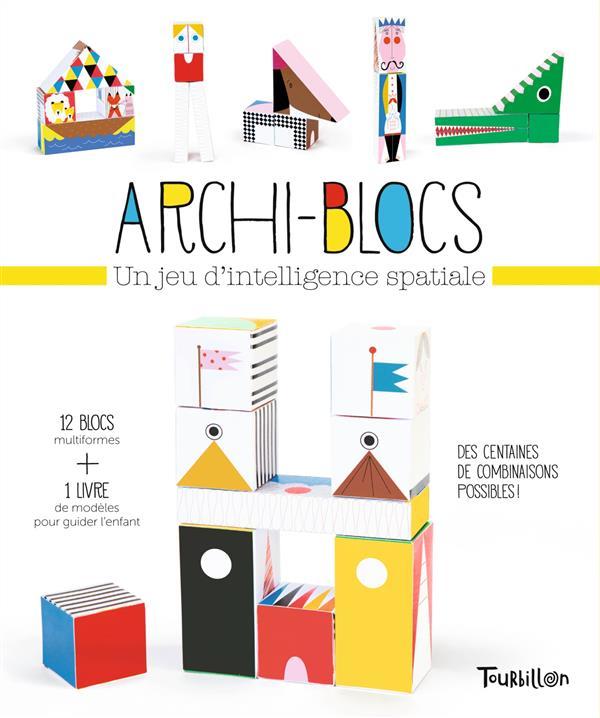ARCHI BLOCS - PETIT ARCHITECTE