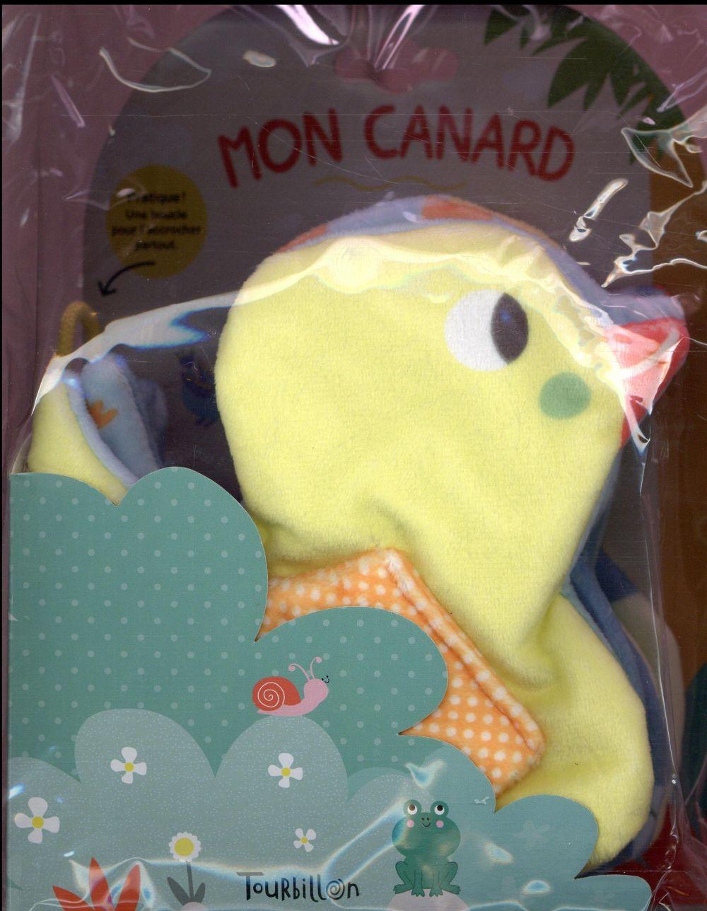 MON CANARD - TISSU