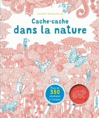 CACHE-CACHE DANS LA NATURE