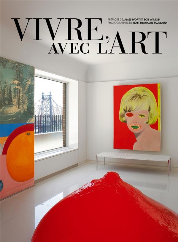 ELLE DECORATION : VIVRE AVEC L'ART (LIVRE + 2 DVD)