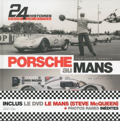 PORSCHE AU MANS (LIVRE + DVD)