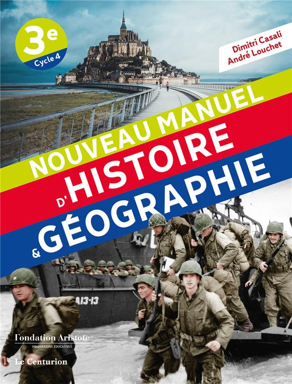NOUVEAU MANUEL D'HISTOIRE-GEOGRAPHIE 3E