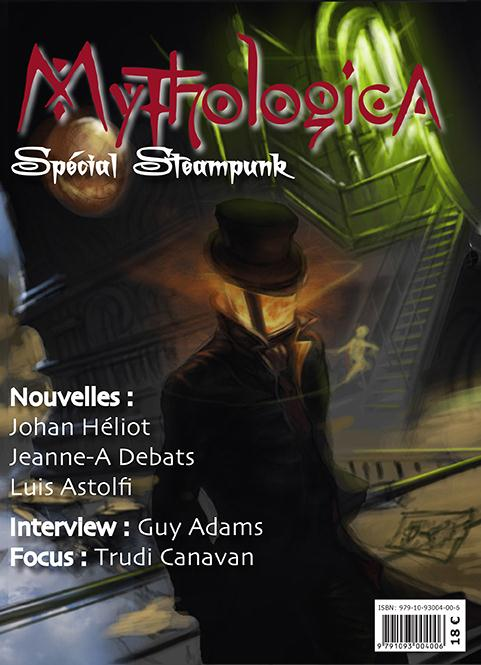 MYTHOLOGICA N 3 - STEAMPUNK