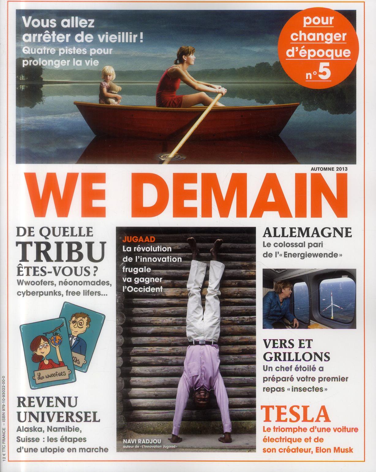 WE DEMAIN - NUMERO 5