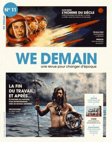 WE DEMAIN - NUMERO 11 - VOLUME 11