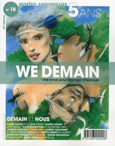 WE DEMAIN - NUMERO 18 - VOLUME 18