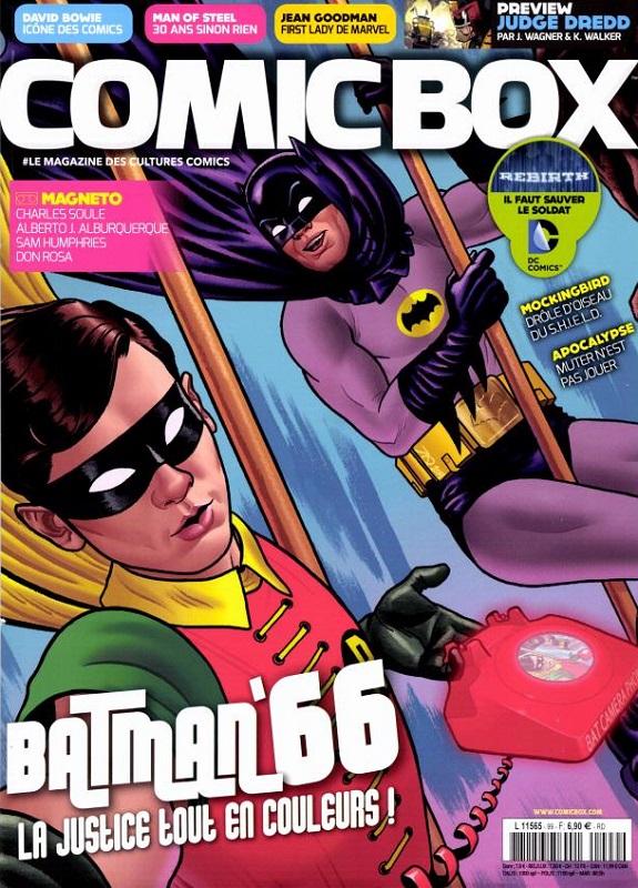 COMIC BOX 99