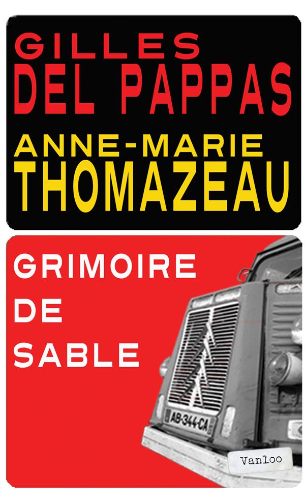 GRIMOIRE DE SABLE (VOLET1)