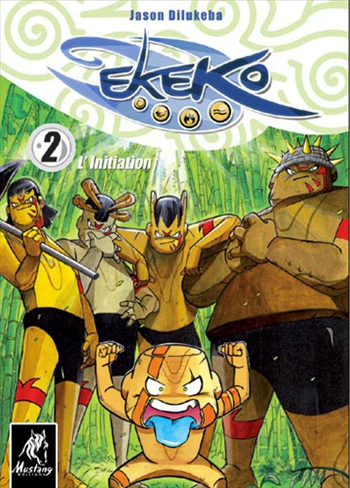 EKEKO - TOME 2 L'INITIATION