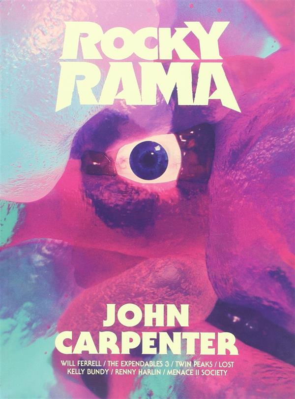 ROCKYRAMA SAISON 2 T01 JOHN CARPENTER NED