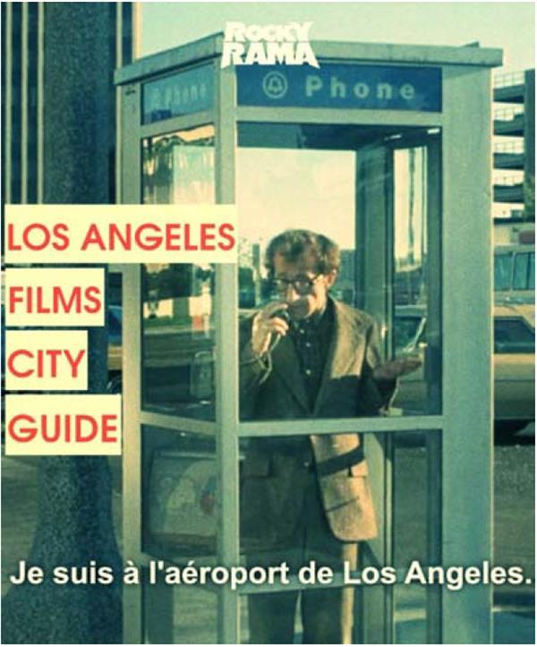 CITY POP GUIDE LOS ANGELES