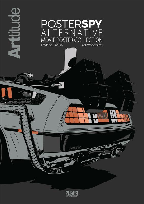 ARTTITUDE & POSTER SPY : ALTERNATIVE MOVIE POSTER COLLECTION