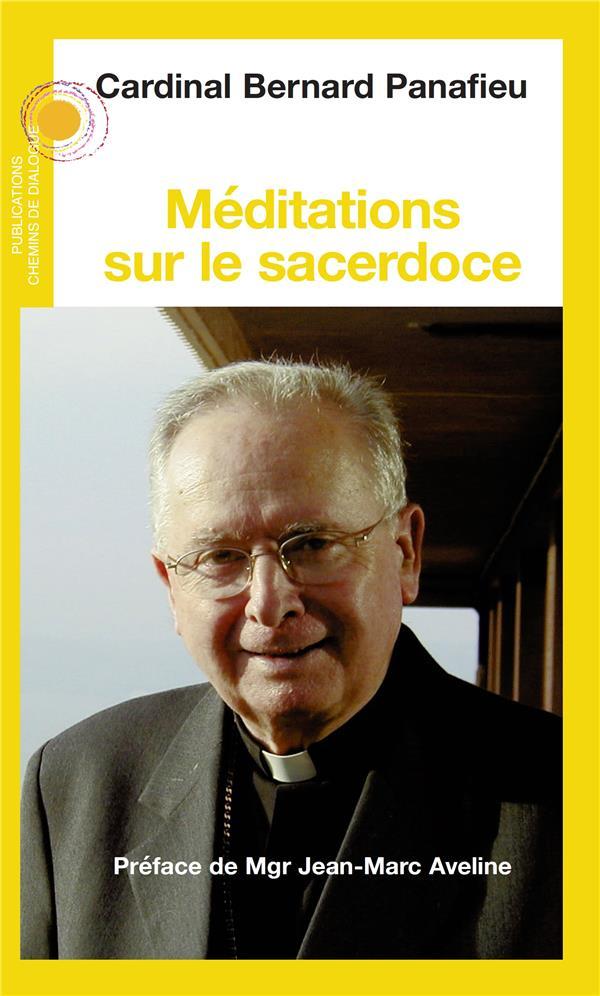 MEDITATIONS SUR LE SACERDOCE