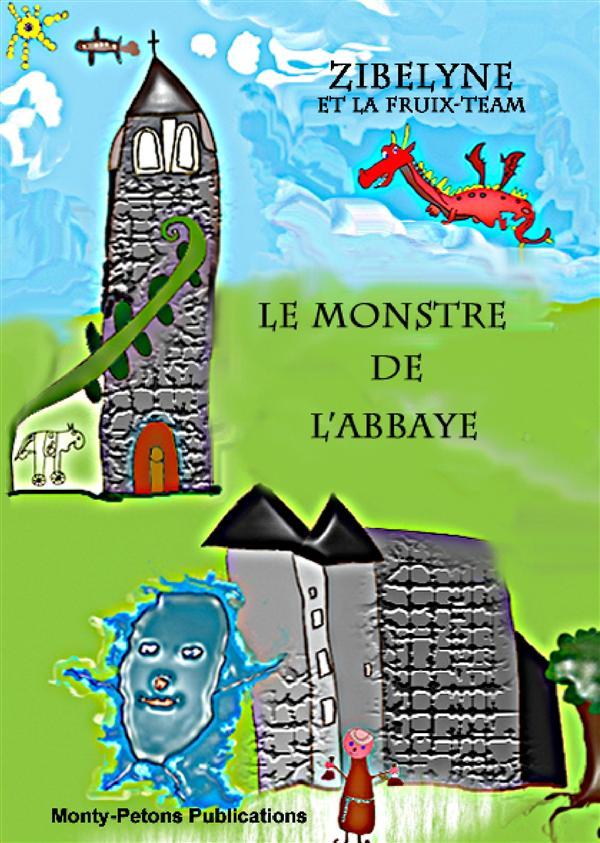 LE MONSTRE DE L'ABBAYE - COLLECTION TAP-NAP