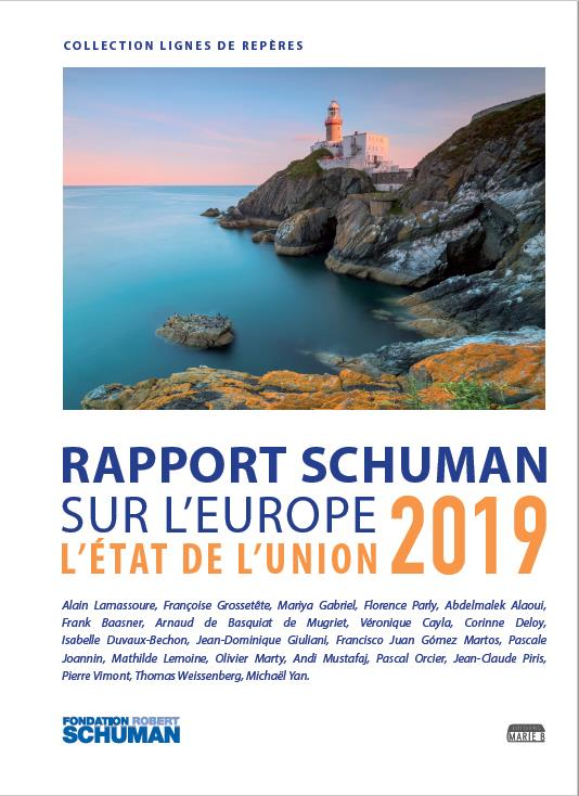 STATE UNION 2019 SCHUMAN REPORT ON EUROPE