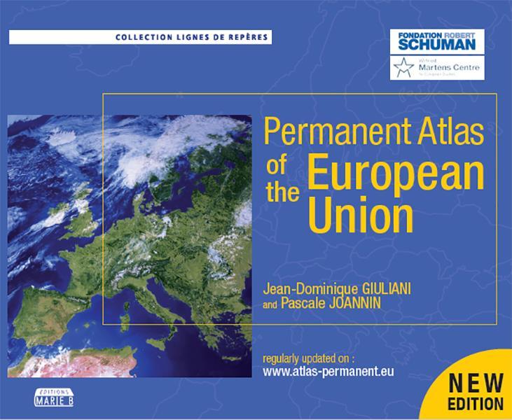 PERMANENT ATLAS OF THE EUROPEAN UNION (VERSION ANGLAISE)