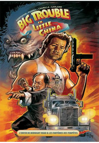 BIG TROUBLE IN LITTLE CHINA T01 (HC-NED 2018)