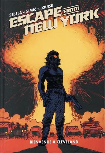 ESCAPE FROM NEW-YORK T04