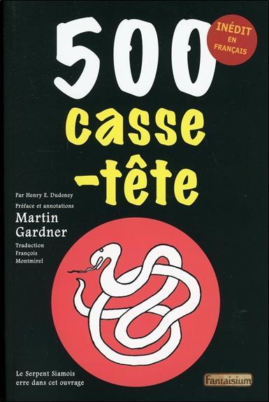 500 CASSE-TETE