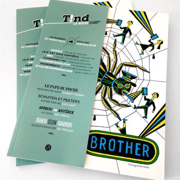 TIND LA REVUE 5 : BIG BROTHER
