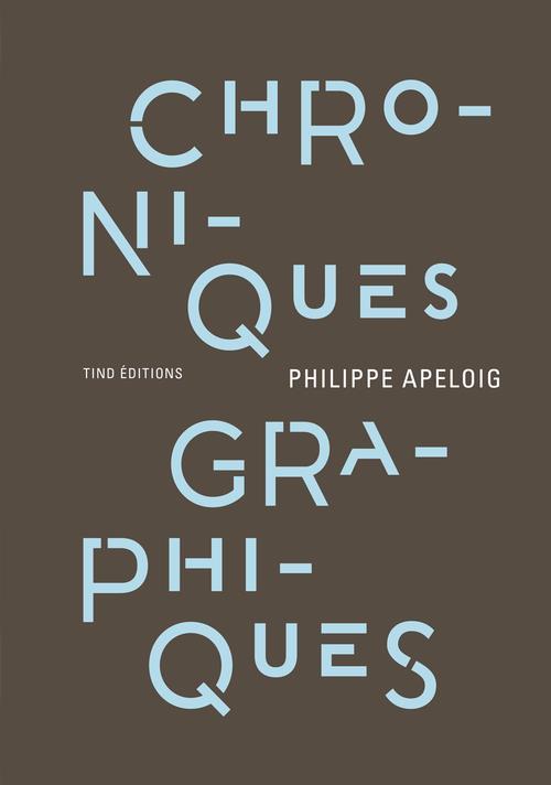 CHRONIQUES GRAPHIQUES