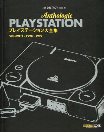 ANTHOLOGIE PLAYSTATION - VOLUME 2 - 1998 - 1999.